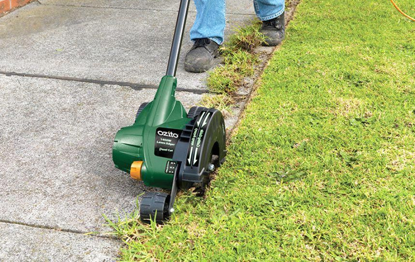 best commercial lawn edger