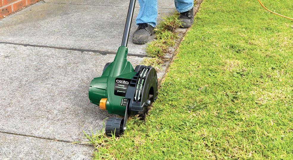 best commercial lawn edger