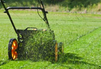 effective lawn mower blades