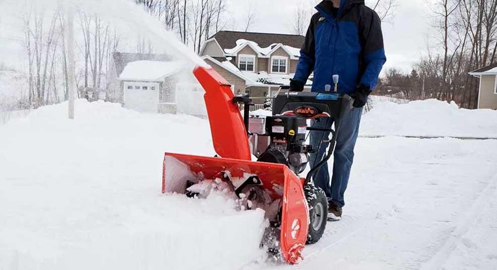 husqvarna vs ariens snow blower
