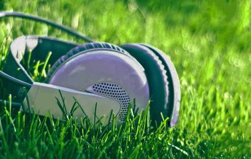 best headphones for mowing