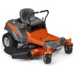 affordable lawn mower to work on large acreage