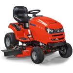 compact riding lawn tractor for 10 acres