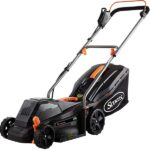 electric lawn mower cordless feature