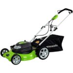 good value electric lawn mower