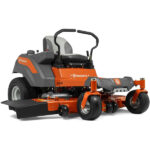 zero turn mower to work on hilly area
