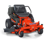 zero turn mower with powerful and reliable motor